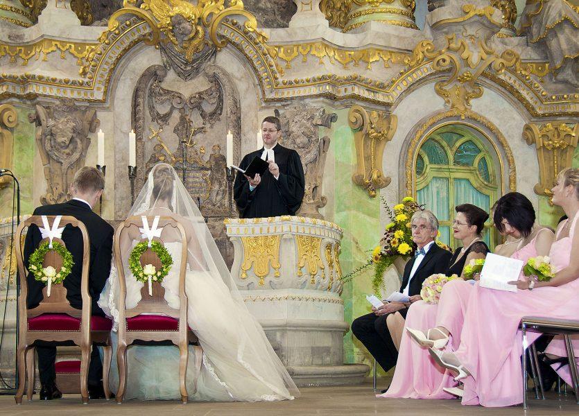 Schlussgebet Hochzeit