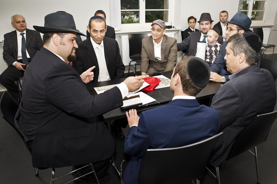 jüdisch-orthodoxe-Hochzeitsbräuche