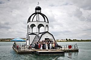 Die Hochzeitsfotografen auf Vineta