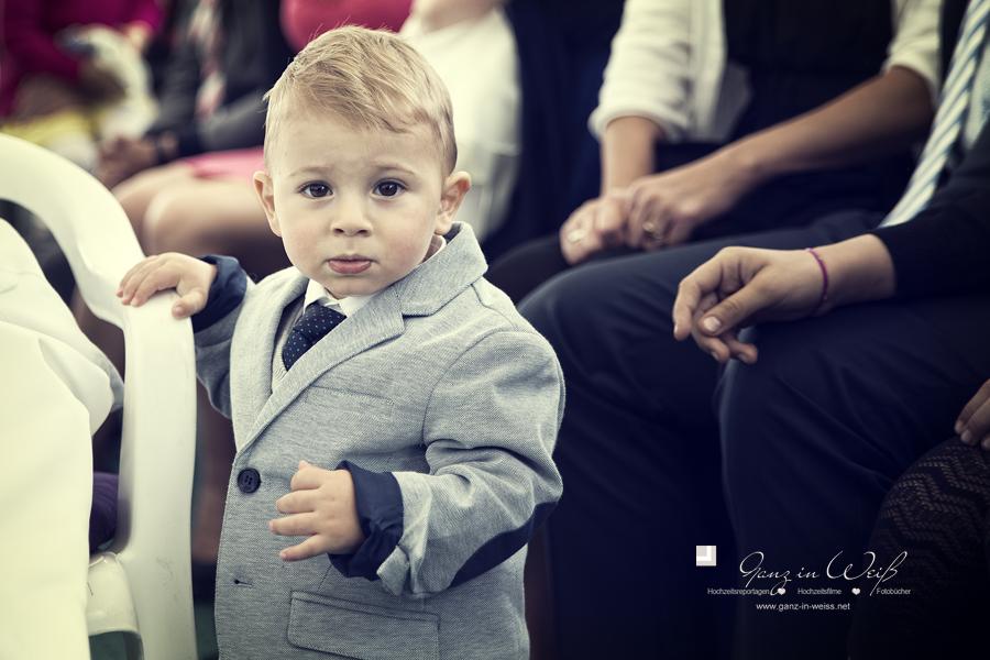 Hochzeit-Kinderbetreuung