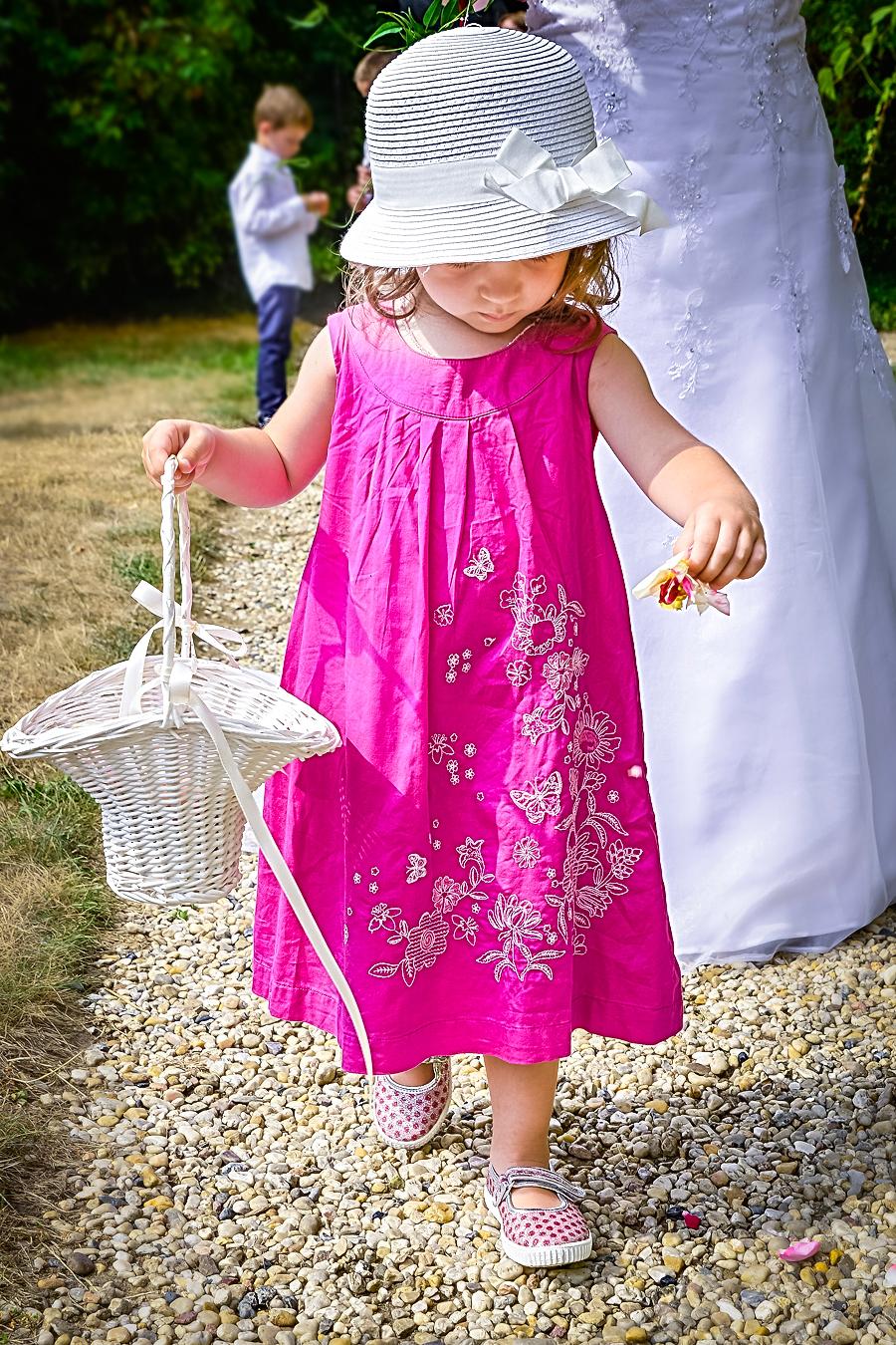 Blumen Streuen Zur Hochzeit Hochzeitsfotograf