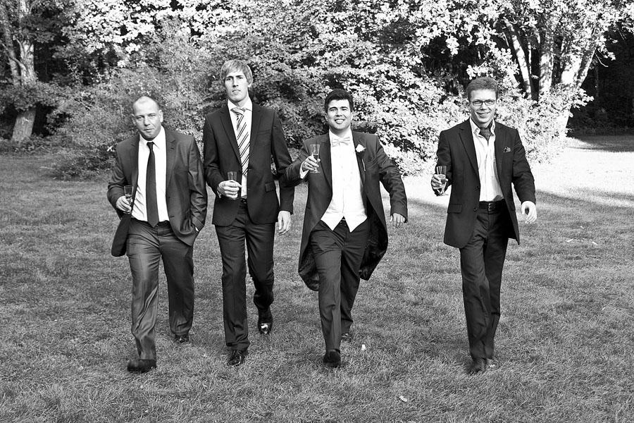 Hochzeitsbilder Gruppenbilder fotografiert aus Leipzig