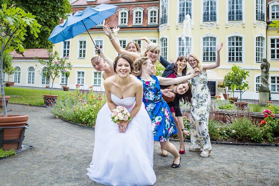 Hochzeit Gohliser Schlösschen