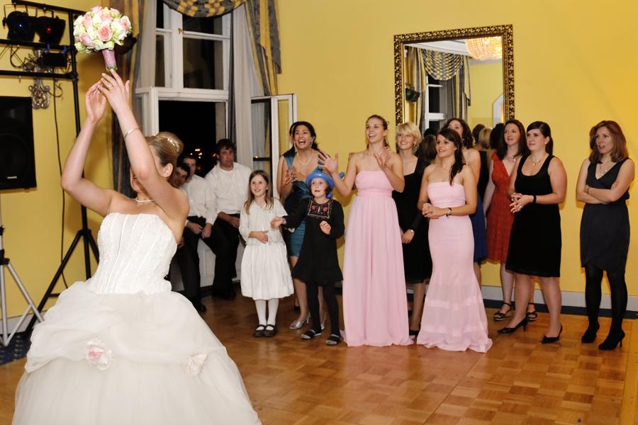 Hochzeitsparty Fotograf Feier Reportage