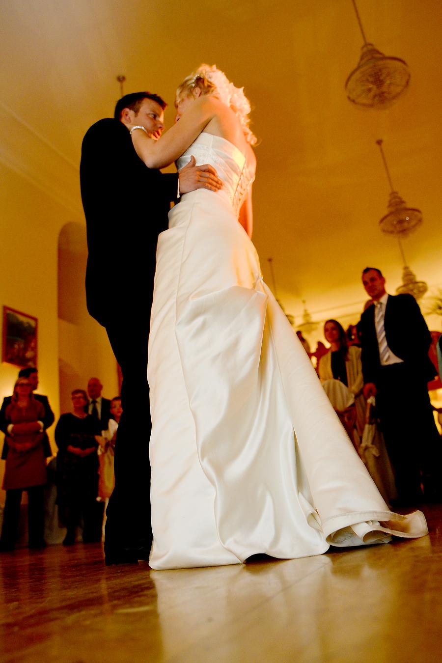 Hochzeit Tanz Langsamer Walzer - Hochzeitsfotograf