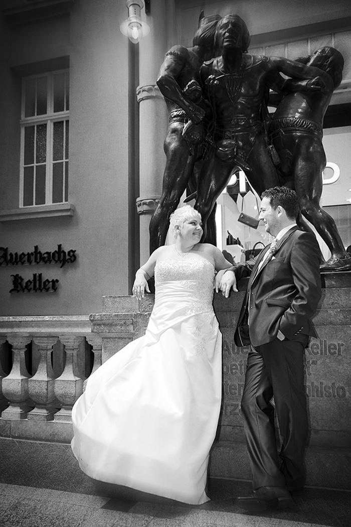 Faust Auerbachs Keller zu Leipzig Fotografie