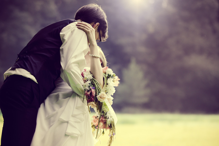 leidenschaftliche und kreative Hochzeitsbilder
