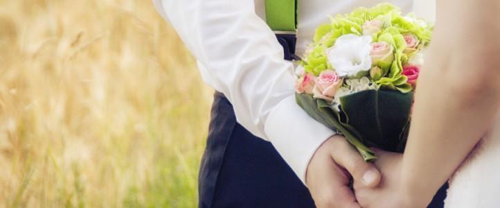 Doreen und Heiko – Hochsommerliche Hochzeit in Thüringen