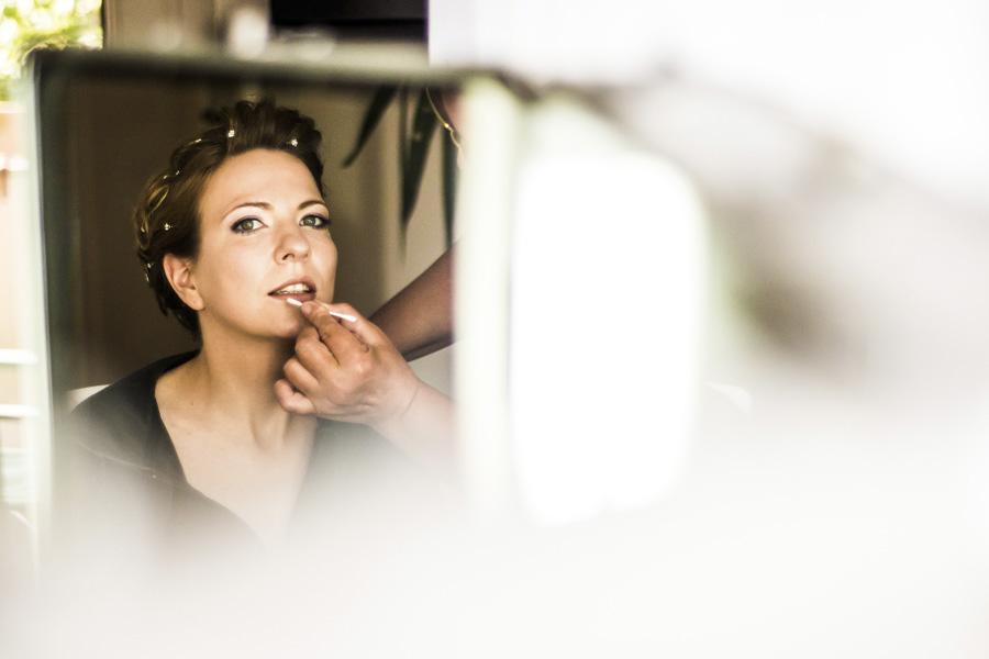 Make up: Tatjana Solina