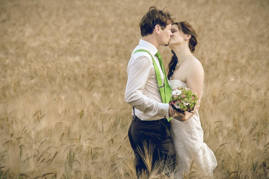 Hochzeitsreportage - Hochzeit in Thüringen