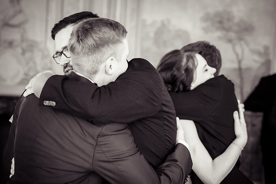 Glückwunsch zur Hochzeit.