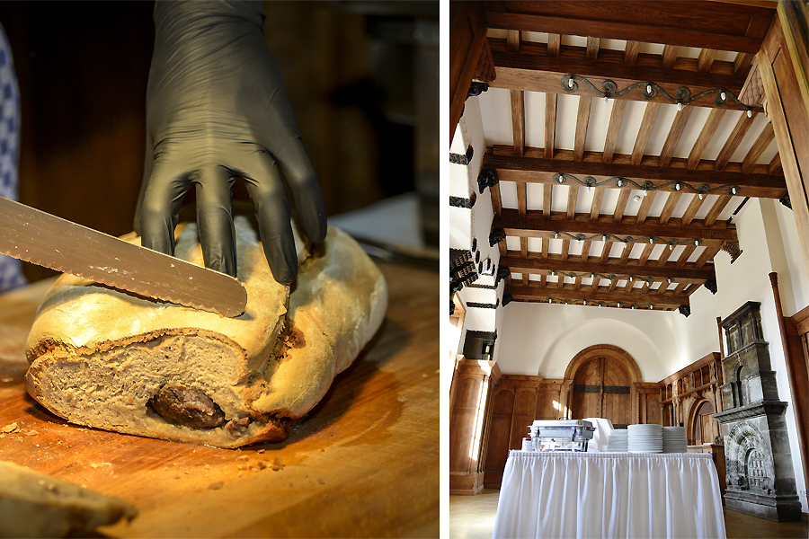 Hochzeit feiern Schloss Boitzenburg
