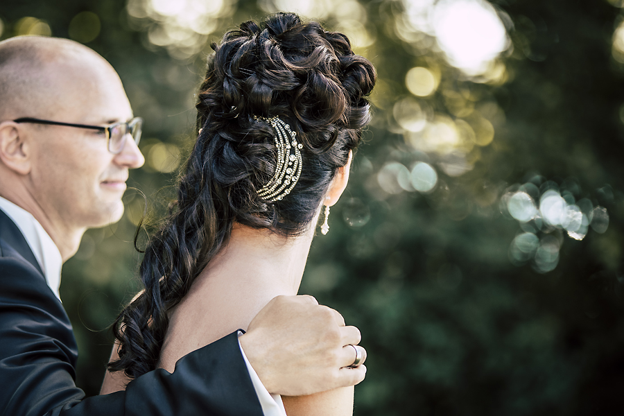 Hochzeitsfrisur Malchow