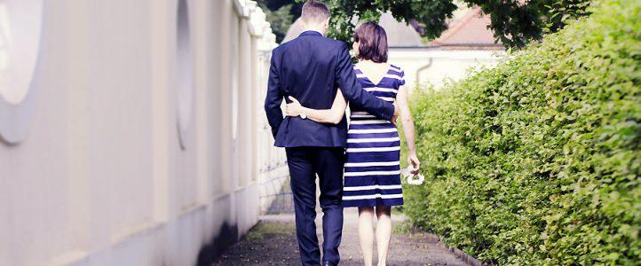 Das kleine Feine – Hochzeitsfotoshooting im Gohliser Schlösschen