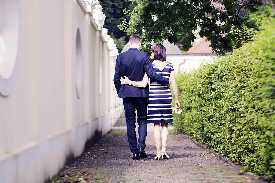 Brautpaarfotoshooting in Gohlis