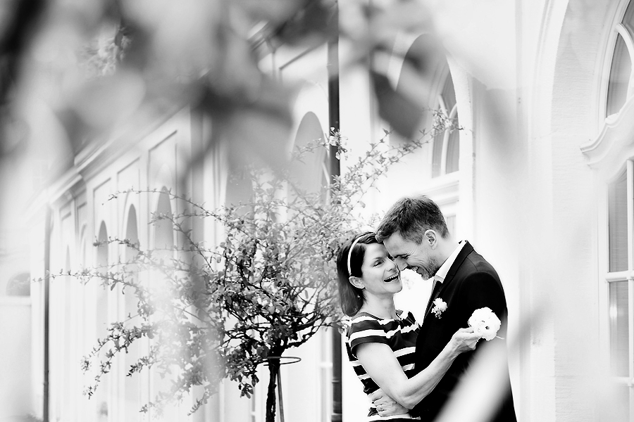Hochzeitsfotoshooting Im Gohliser