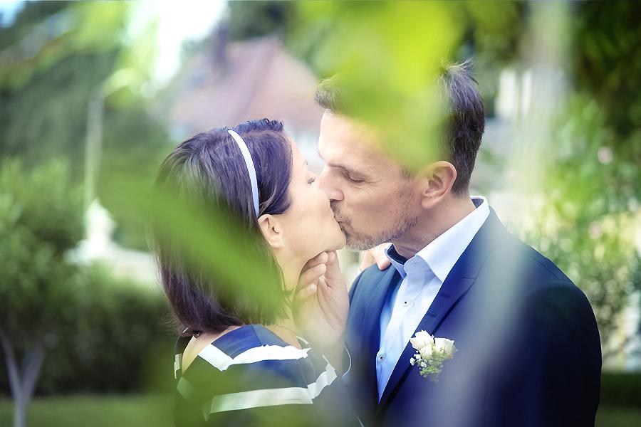 Trend in der Hochzeitsfotografie
