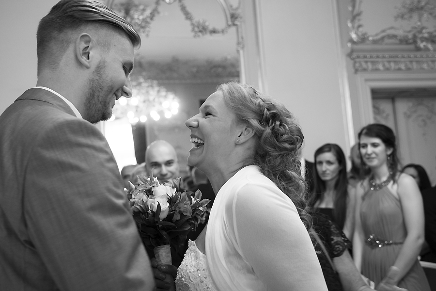 Gratulation zur Hochzeit
