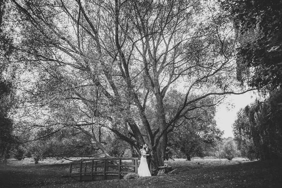 Hochzeitsfotografie im Klarapark Leipzig
