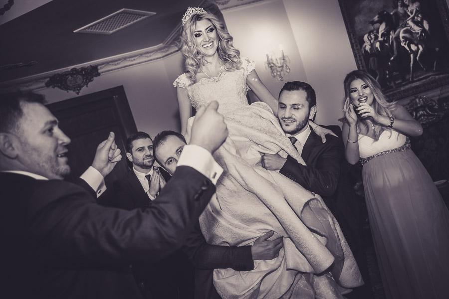 Die Braut hat sich getraut