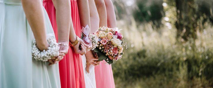 Gruppenfotos zur Hochzeit – klassisch oder modern?