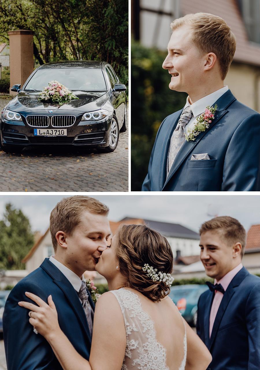 Heiraten in Großpösna