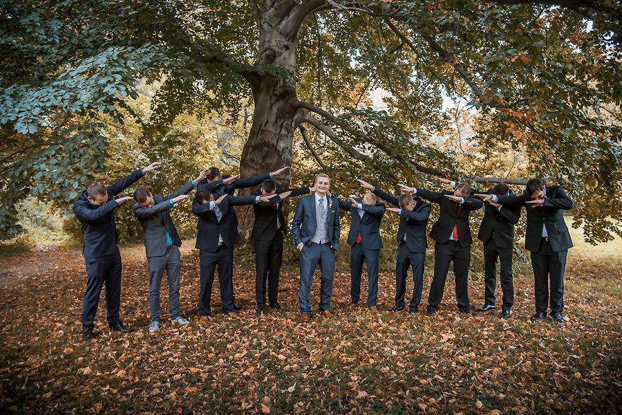 Gruppenbilder-Hochzeit