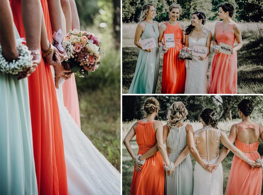 Bridesmaids-Brautjungfern