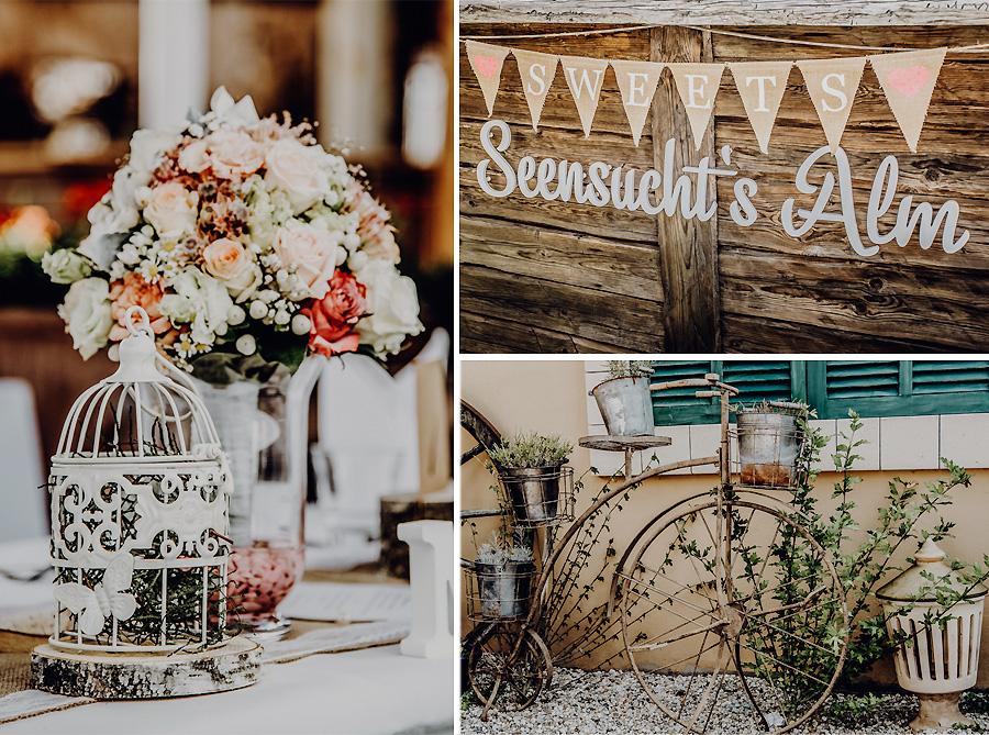 Vintage Hochzeit in Sachsen-Anhalt