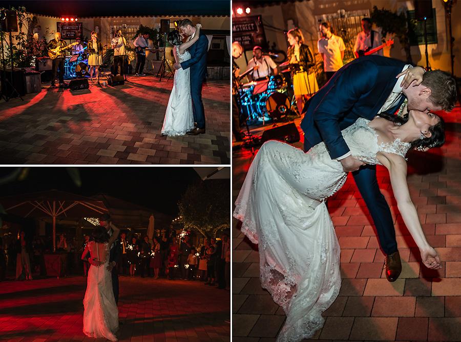 Hochzeitstanz - fotografiert von den Hochzeitsfotografen Leipzig