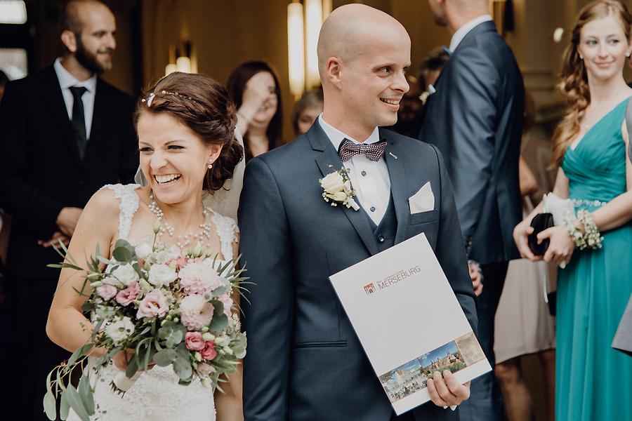 Die Hochzeitsfotografen Leipzig - In Merseburg und Ermlitz