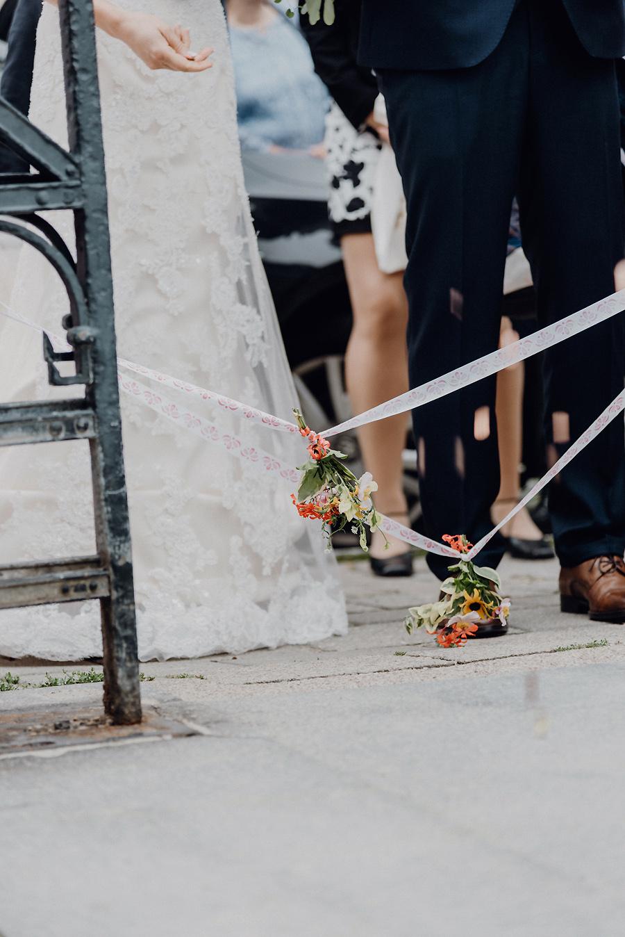Hochzeitsreportage in Meseburg