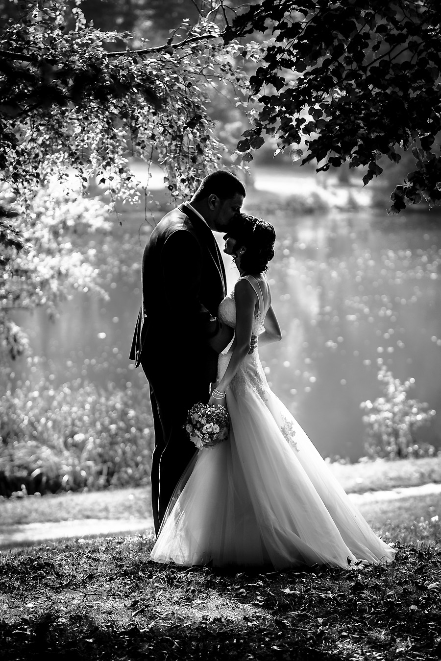 modern wedding photographer saxony