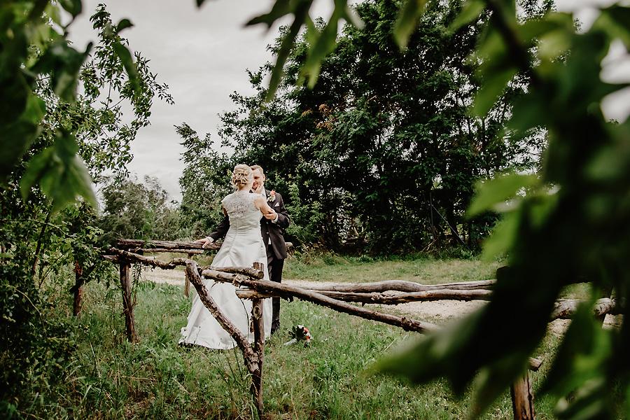 Hochzeitsfotos am Störmthaler See