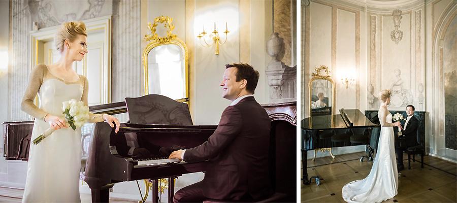 Pianist zur Hochzeit