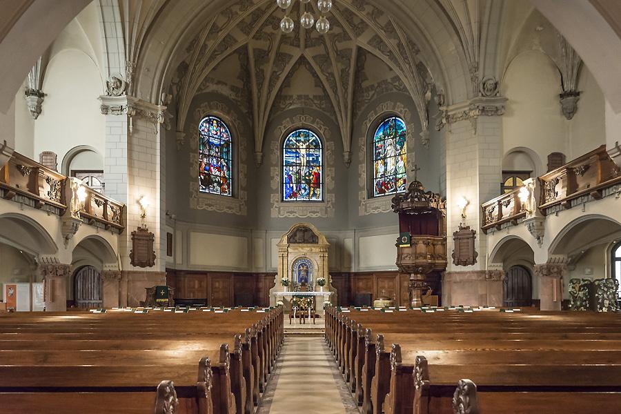 Michaelis-Friedens-Kirchengemeinde