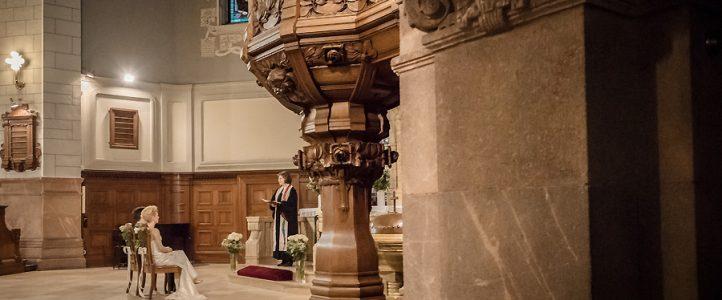Hochzeit im Gohliser Schlösschen und in der Michaeliskirche