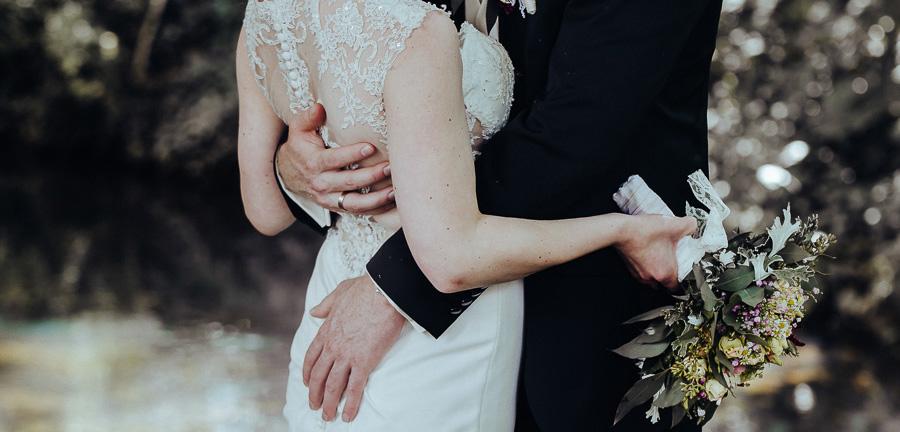 kreative-Hochzeitsfotos