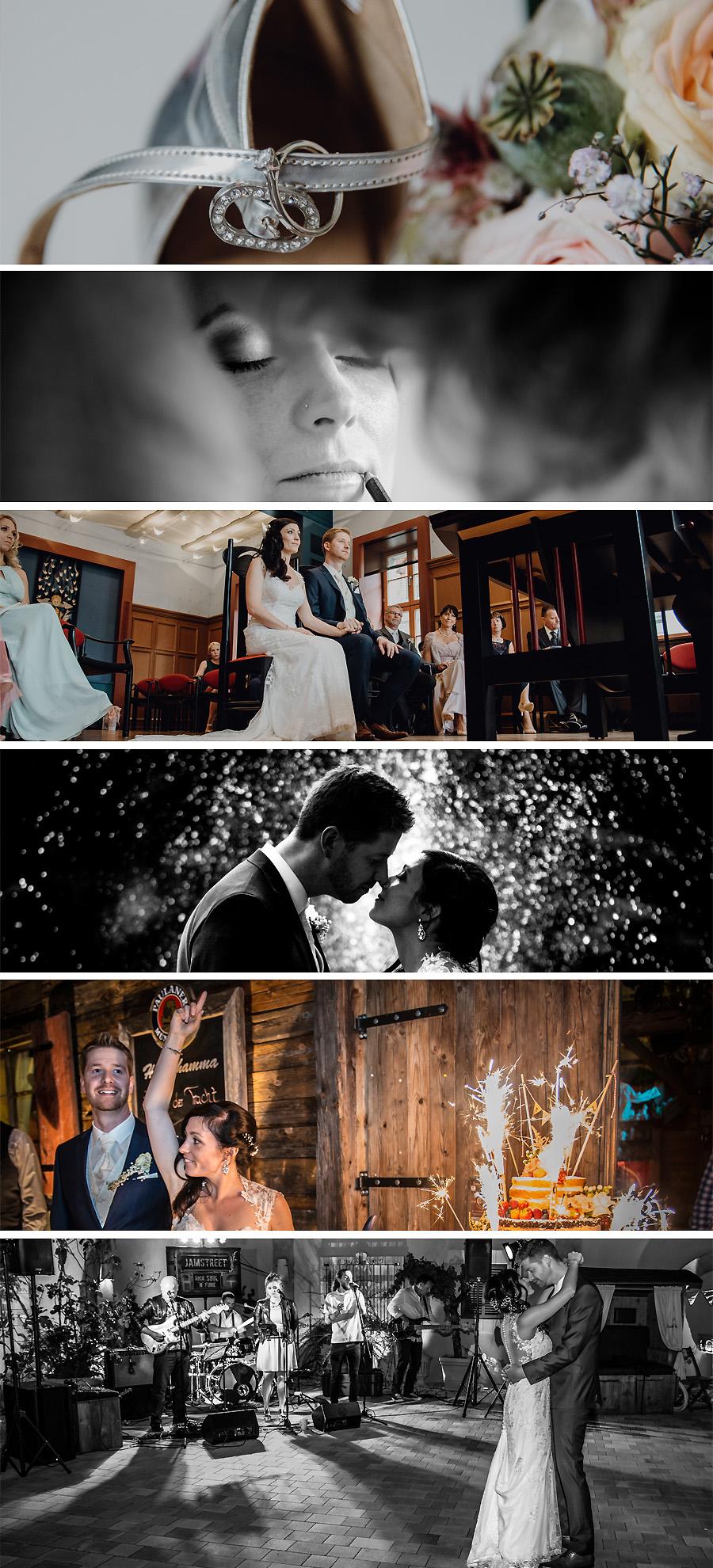 Hochzeit Fotos Ganzen Tag