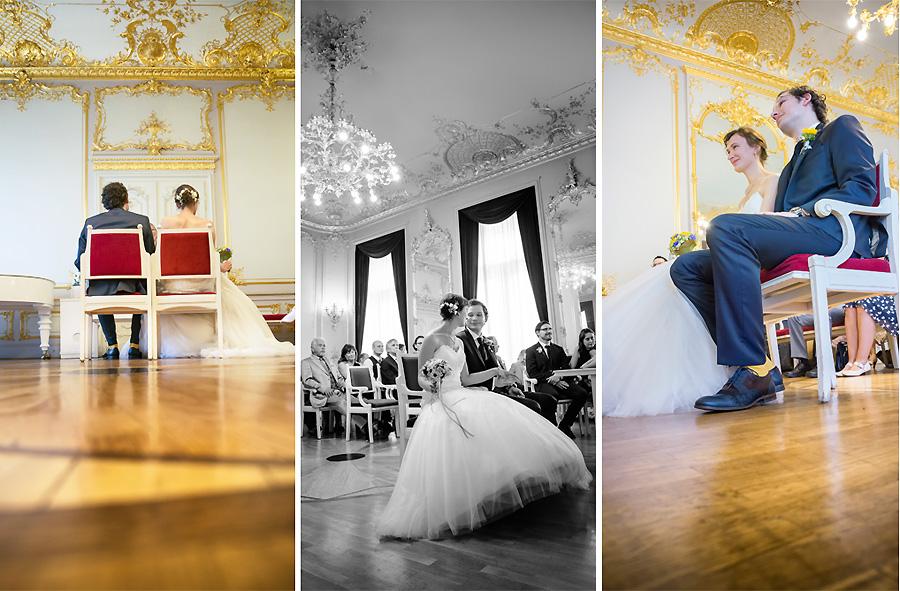 Hochzeitsfotos im Weißen Haus