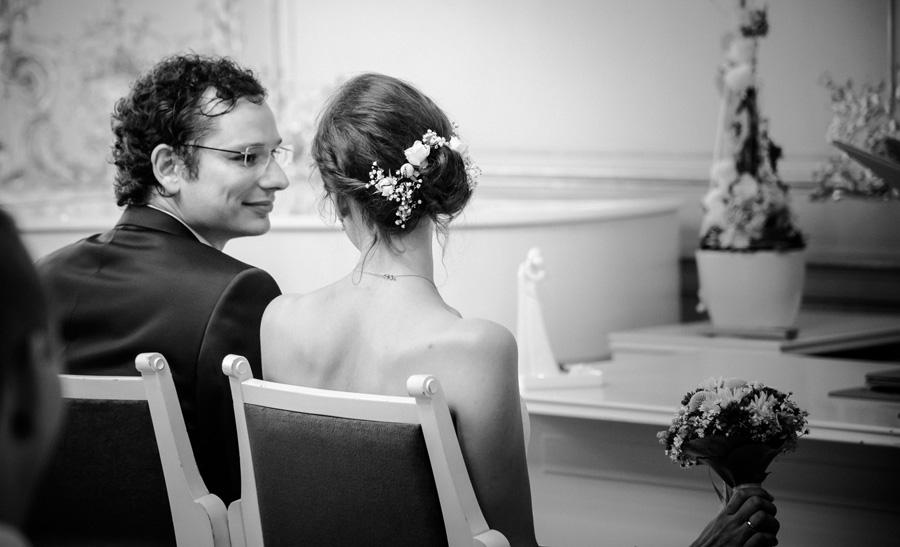 Die Hochzeitsfotografen Ganz in Weiss