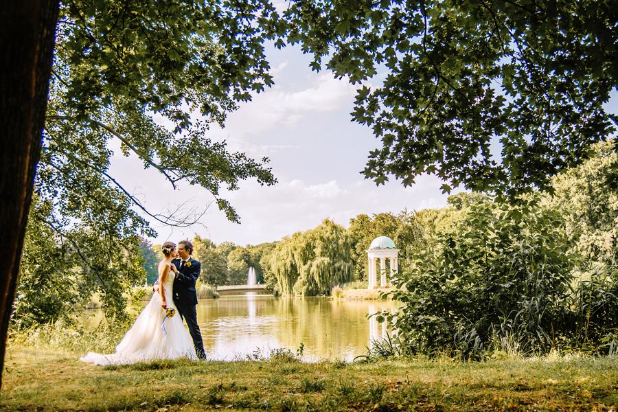Hochzeitsfotos in Markkleeberg