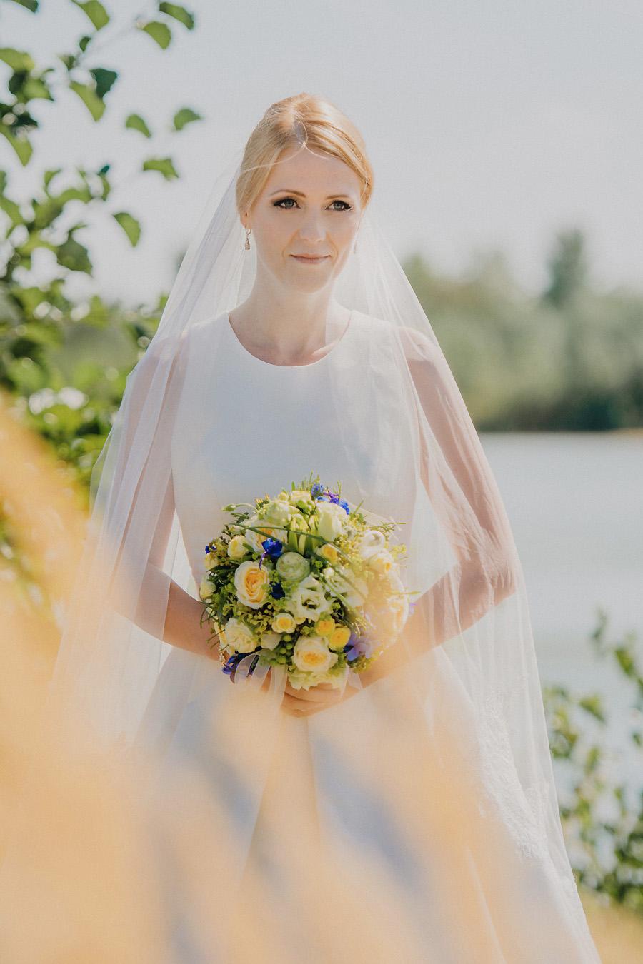 Portrait Hochzeitsfotos