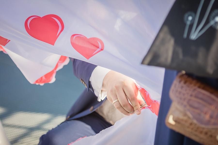 Hochzeit Herz Laken