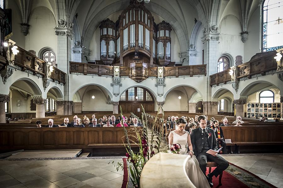 Michaelis Kirche Hochzeit