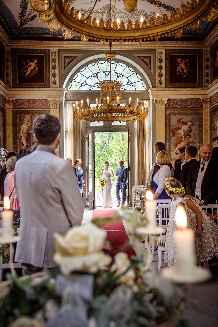 Hochzeitsreportage im Schwind Pavillon