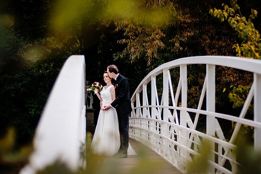Ganz in Weiß - romantische Hochzeitsfotos