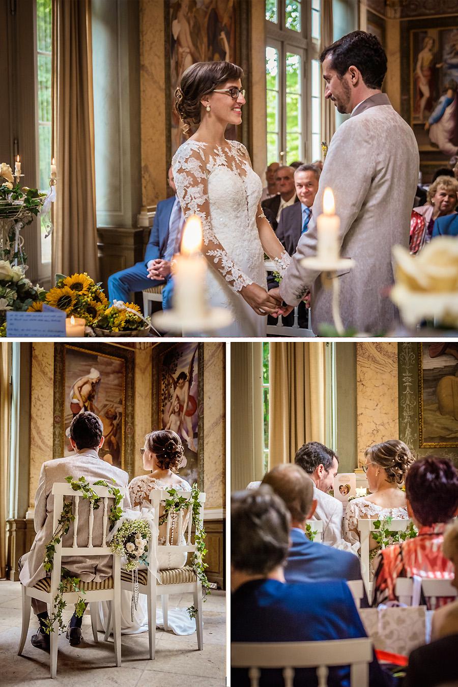 Heiraten im Schwind Pavillon