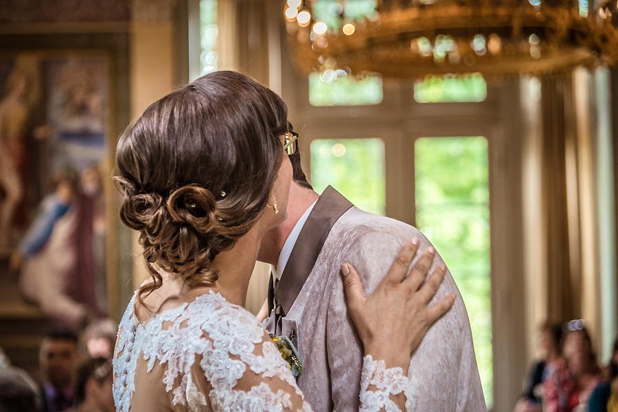 Die Hochzeitsfotografen Leipzig - Im Schwind Pavillon