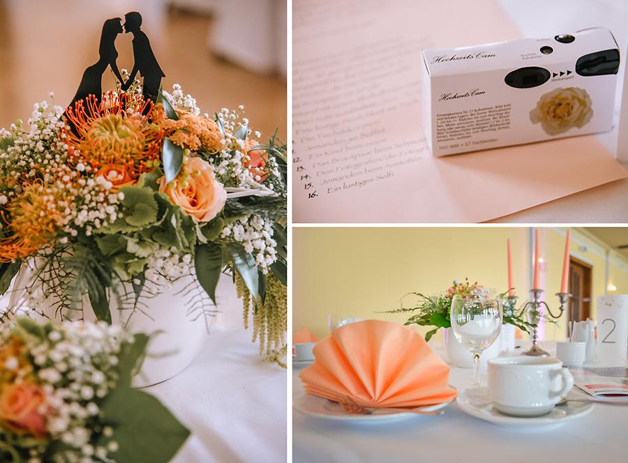 Hochzeitsfeier in Markkleeberg